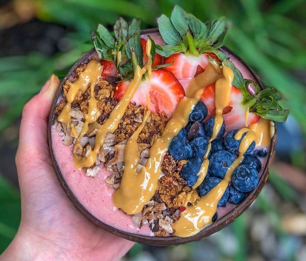 Coconut Bowls & Tropical Granola