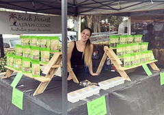 Gold Coast Markets - get your coconut chips at Evandale Bundall!