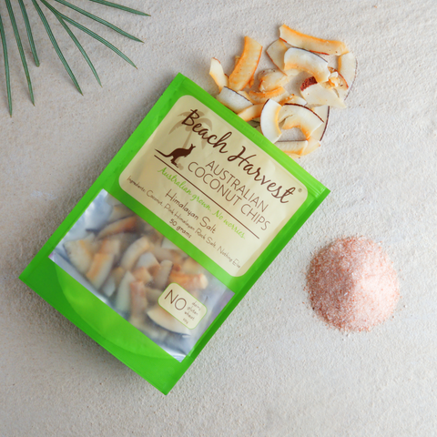 Himalayan Salt Coconut Chips