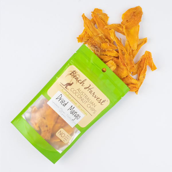 Dried Mango and Pineapple