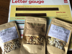 Sample bag $5 - Choose Granola, KETO Muesli, or Muesli GF