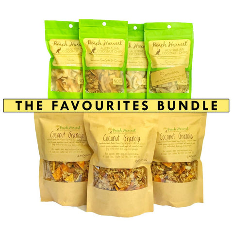 Bundle Pack - The Favourites - $85