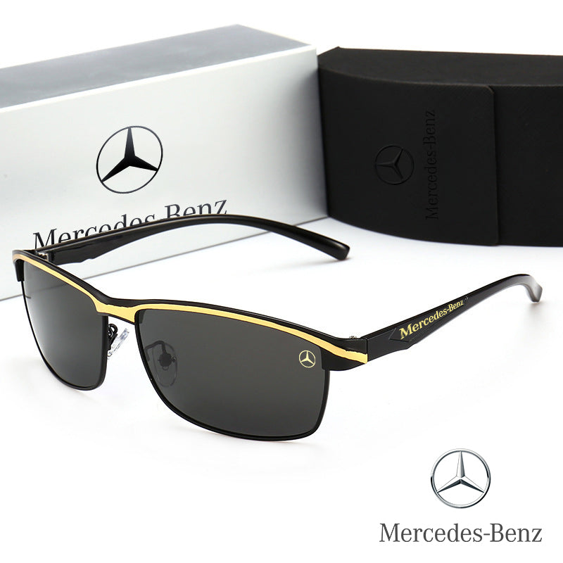 1155f9657234c 1ST RANKING  LIMITED EDITION  BESTSELLING MERCEDES-BENZ MEN S DRIVING EYE  UV400 SUNGLASSES -