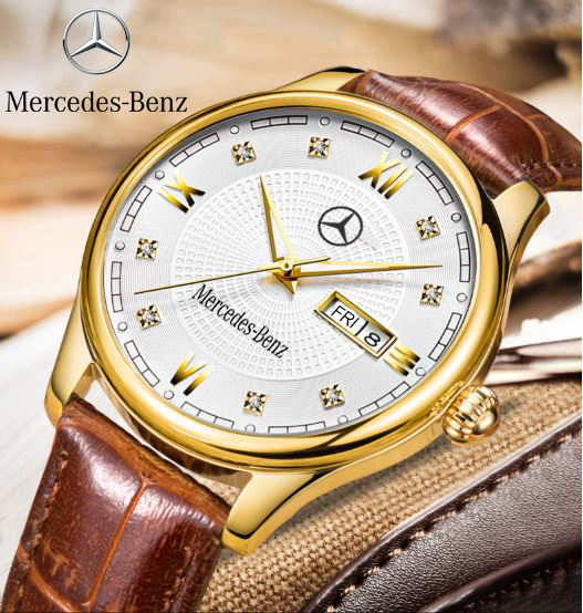 503c427290a44 2019 TOP 1 RANKING  LIMITED EDITION  - GENUINE MERCEDES-BENZ S WATCHES  LUXURY IN