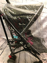 Load image into Gallery viewer, PVC Raincover to fit Silver Cross Pop Stroller