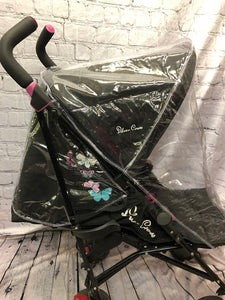 PVC Raincover to fit Silver Cross Pop Stroller