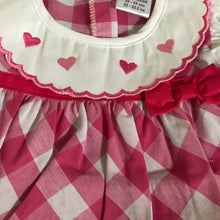 Load image into Gallery viewer, Baby Girl's Summer Dress & Knickers Pink & White