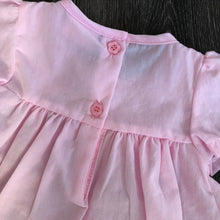 Load image into Gallery viewer, Baby Girl's Summer Dress Pink with Leggings