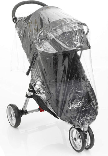 PVC Raincover to fit Babyjogger City Mini Single Pushchair Stroller