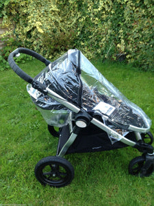 PVC Raincover to fit Babyjogger City Select Stroller (Single Pack)