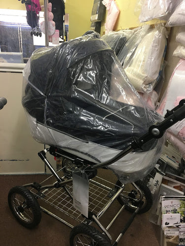 PVC Raincover to fit Babystyle Prestige Pram and  Pushchair Body