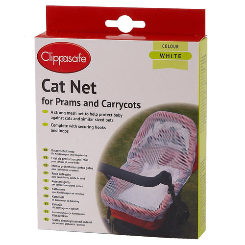 Clippasafe Pram Cat Net