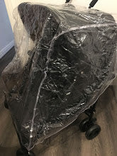 Load image into Gallery viewer, PVC Raincover to fit Mamas and Papas Cruisi Twin Stroller FREE UK POSTAGE