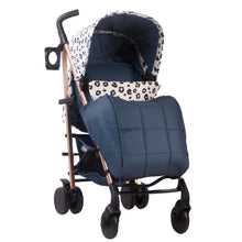 "Load image into Gallery viewer, Copy of My Babiie MAWMA Nicole "" Snookie"" Polizzi  MB 51 Leopard Stroller"