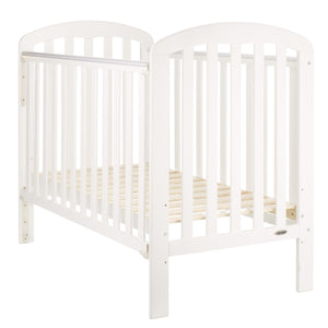 O Baby Lily Cot - White