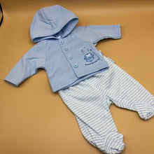 Load image into Gallery viewer, Premature Preemie Prem Tiny Baby Boy's Outfit 8072