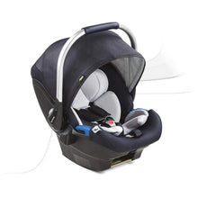 Load image into Gallery viewer, Hauck iPro Saturn R Carrycot Caviar