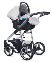 Load image into Gallery viewer, Venicci Silver Wild Grey Travel System Bundle  FREE UK POSTAGE