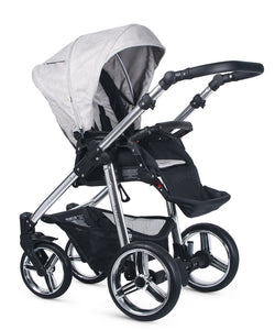 Venicci Silver Wild Grey Travel System Bundle  FREE UK POSTAGE