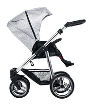 Load image into Gallery viewer, Venicci Silver Spark Travel System Bundle FREE UK POSTAGE