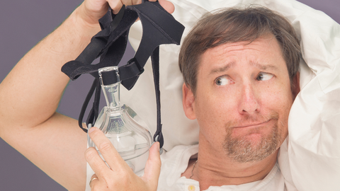 how to clean CPAP