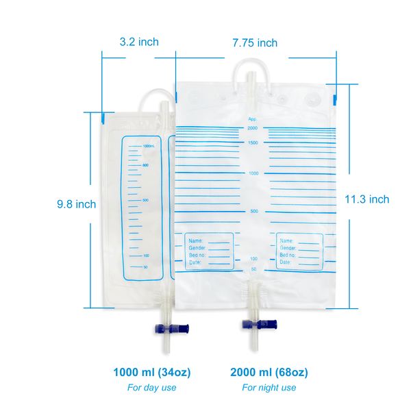 Vastmedic External Female Urinary Catheter Kit