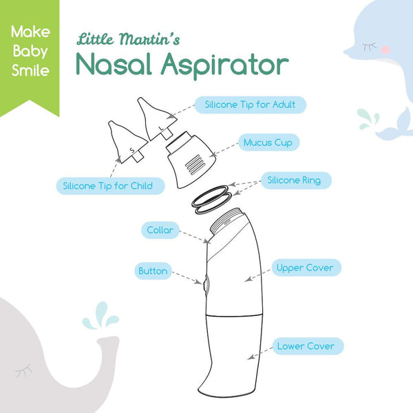 little martins nasal aspirator