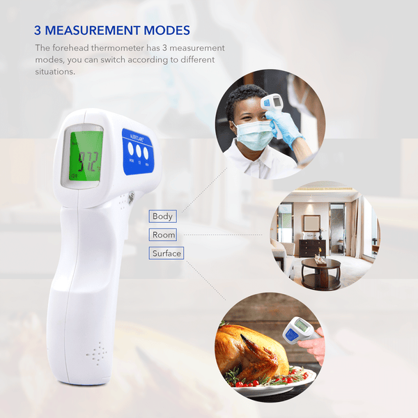 Alertcare Non-contact Infrared Forehead Thermometer
