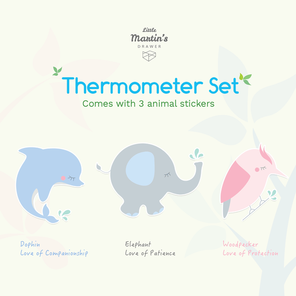 child forehead thermometer