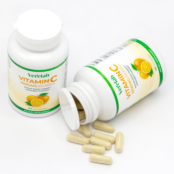 Vitamin C 1000 mg with Bioflavonoids