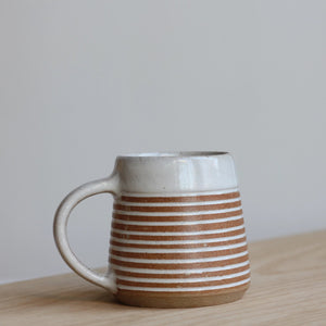 Honey Combed Mug