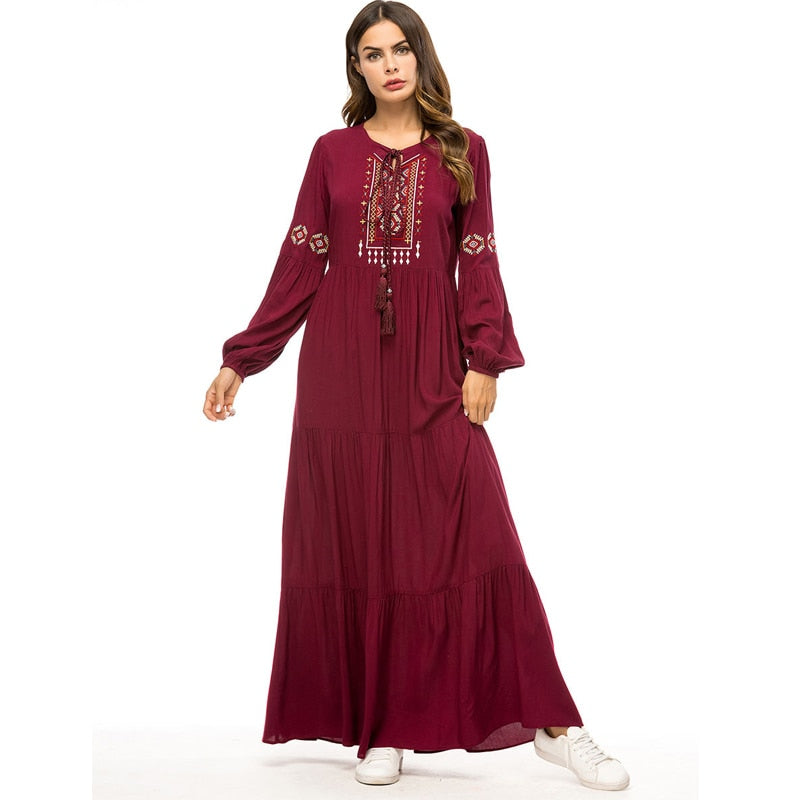 Abaya Turkish Dresses
