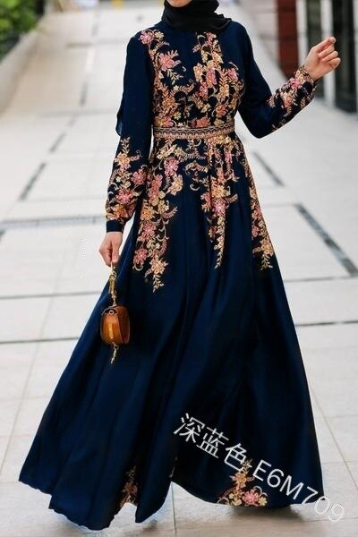 Dress abaya turkish