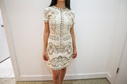 Valentino Cream Dress