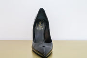 YSL Patent Pumps