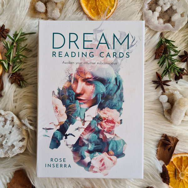 Dream Reading Cards - AWAKEN YOUR INTUITIVE SUBCONSCIOUS