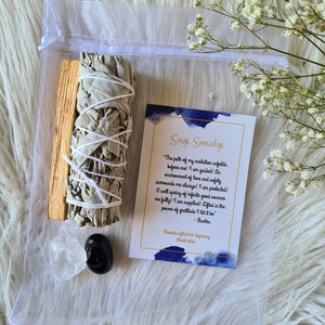 Everyday smudging set