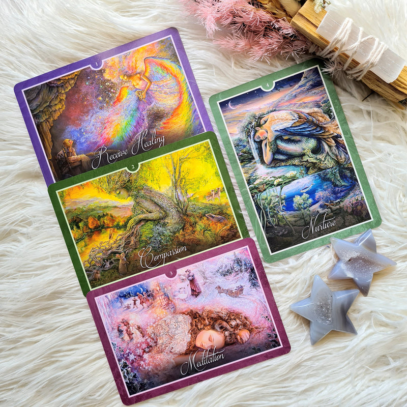 Whispers of healing - Oracle Card
