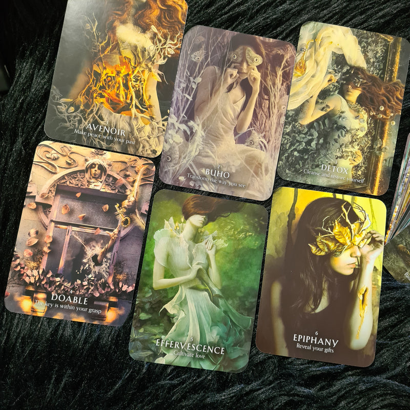 MAGICK OF YOU ORACLE  UNLOCK YOUR HIDDEN TRUTHS