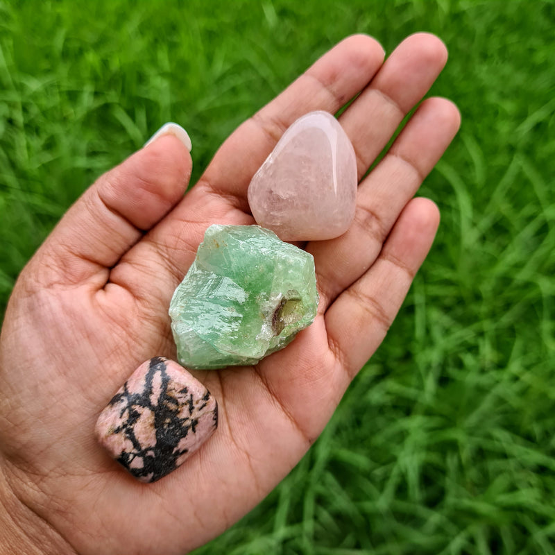 Love Energy ~ Crystal bundle