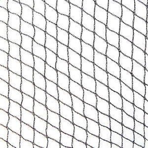 PHP 5 x 10m Anti Bird Net Netting - Black - Pet Homes Plus