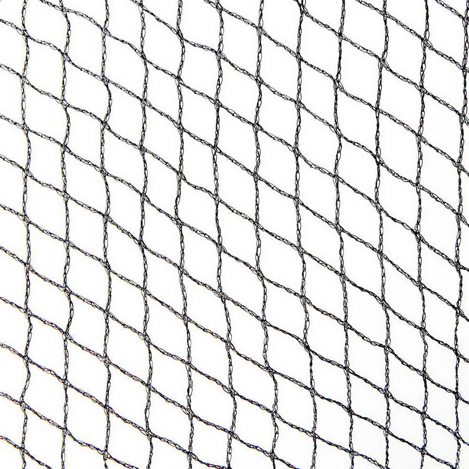 PHP 5 x 20m Anti Bird Net Netting - Black - Pet Homes Plus