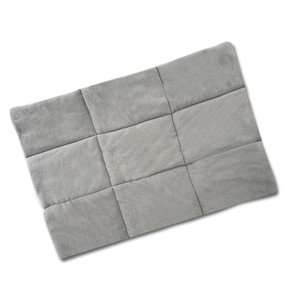 PHP 36inch Metal Collapsible Pet Cage Cushions Grey - Pet Homes Plus