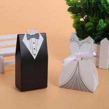 Load image into Gallery viewer, 100pcs Wedding Candy Box