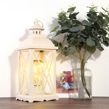 Load image into Gallery viewer, European Hurricane Lamp Wrought