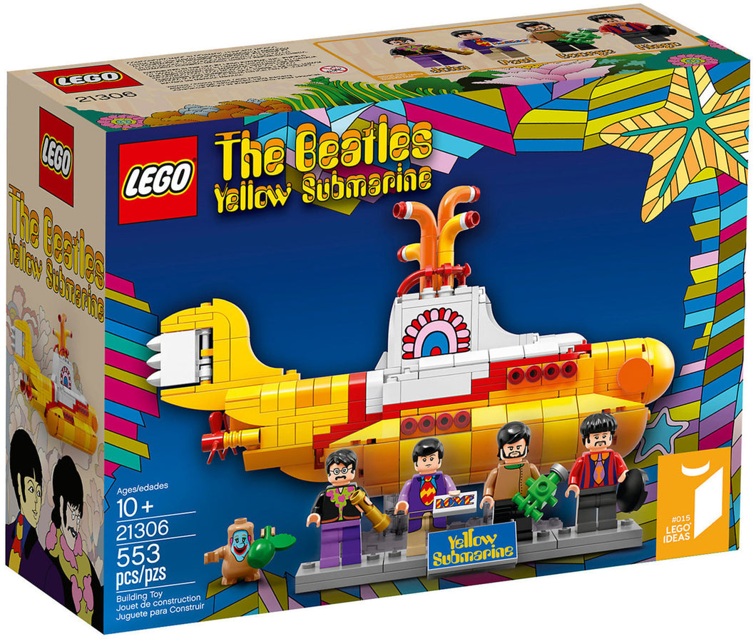 The Beatles Yellow Submarine - 21306