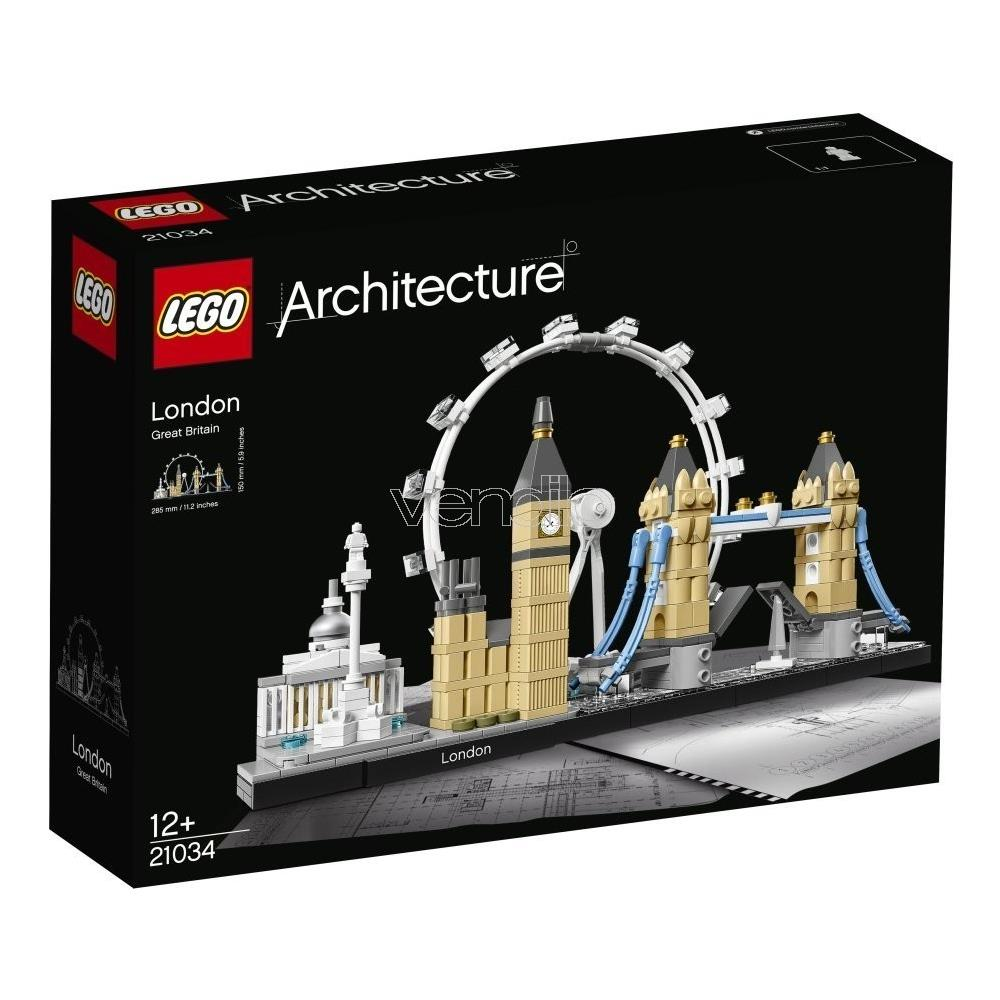 LEGO London Architecture 21034
