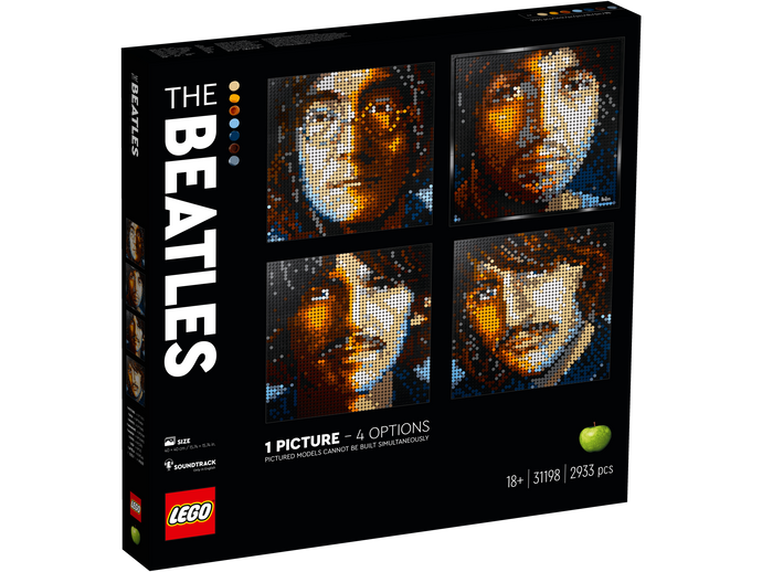 LEGO  The Beatles - 31198