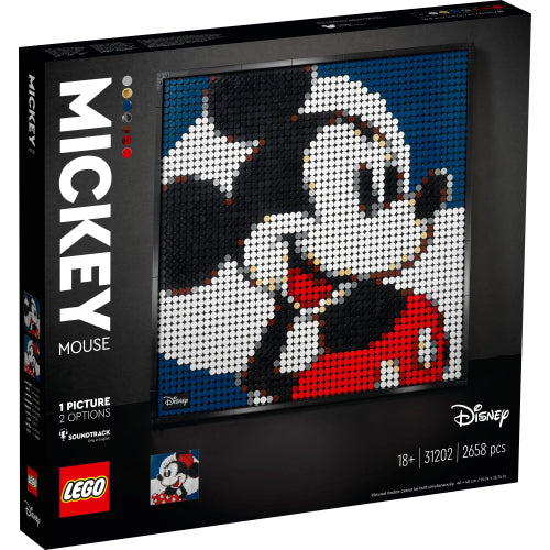 LEGO  Disney's Mickey Mouse - 31202