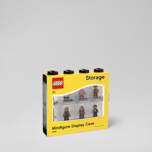 LEGO Minifigure Display Case 8 - 4065